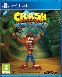 crash bandicoot ps4