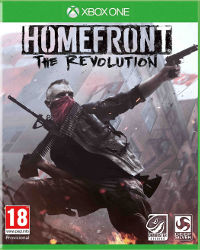 homefront the revolution one