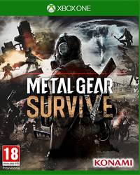 metal gear survive one
