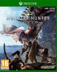 monster hunter world one