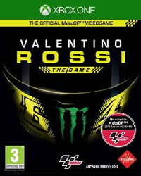 valentino rossi the game one