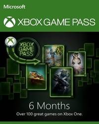 xbox game pass 6mesi