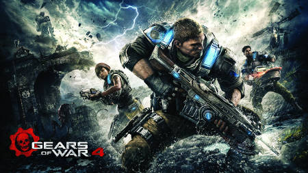 gears of war 4 450 ia