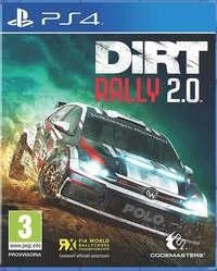 dirt rally 20 ps4