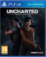 uncharted eredita perduta ps4