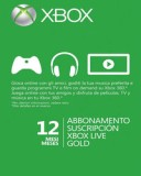 xbox live gold 12 one
